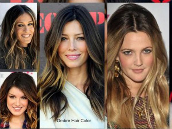 Η τεχνική Ombre, Ombre μαλλιά, Ombre hairstyle, Ombre look