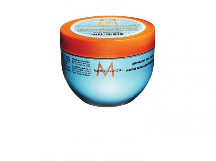 Moroccanoil Restorative Hair Mask, best seller, επανορθωτική μάσκα